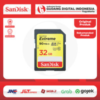 Sandisk SDHC Extreme 32GB 90MB/s
