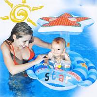 Pelampung Bayi Ban Renang Anak Intex 56582 Lil Star Baby Float