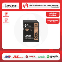 Memori Card Lexar SDXC UHS I 64GB 95MB/s