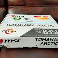 msi tomahawk b350 motherboard