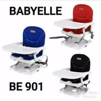 Kursi Makan Bayi Babyelle Foldable & Easy Carry Booster Seat BE 901