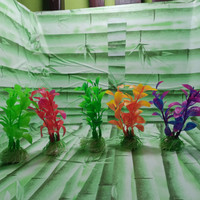 Tanaman sintetis (s) aquascape