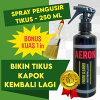 Spray Pengusir Tikus Rat Repellent Racun Tikus Anti Tikus Mobil 250ml