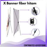 X BANNER / TRIPOD BANNER / ROLL UP BANNER / STAND BANNER /X BENNER