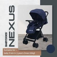 Babydoes Nexus 728 N Stroller / Kereta Dorong Bayi