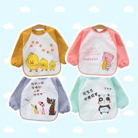 Kawai Waterproof Animal Baby Bibs / Celemek Bayi