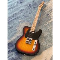 gitar fender telecaster sunburst custom pabrikan