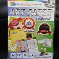KERTAS ART PAPER A4 150Gr
