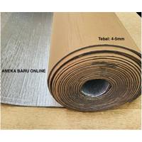 Thermal Foam Aluminium Foil/ Peredam Panas Suara kap mesin mobil /atap