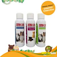 Shampoo Derma Care 100 ML Untuk Kucing Dan Anjing Anti Kutu Jamur
