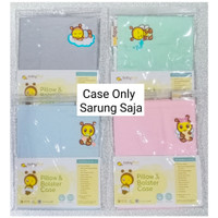 Babybee Case Only for Infant Bolster - sarung guling bayi