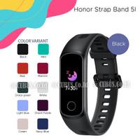 Smart Bracelet Wrist Strap For Huawei honor 5i Band Silicone - Black