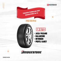 Ban Mobil Bridgestone Turanza ER-33 T 195/50R16 84V Vocher