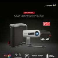 Projector Viewsonic M1+ G2 - Garansi Resmi 2 Tahun