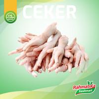 Ceker Ayam Segar / Ceker Ayam Bersih 1 kg (Ayam Segar)