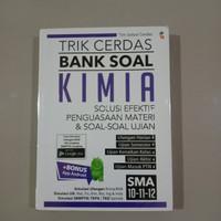 TRIK CERDAS BANK SOAL KIMIA, SMA KLS, 10, 11, 12.