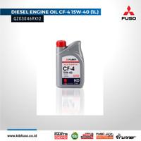 QZ030469X12 Diesel Engine Oil CF-4 15W -40 1 liter