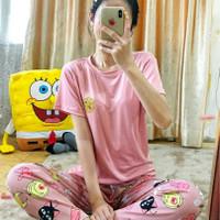 Piyama 545 Import Baju Tidur Panjang Anak Perempuan Remaja Wanita