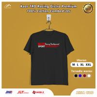 Kaos Baju T Shirt TRD Racing Otomotif Mobil Motor Hell Start Original - Hitam, M