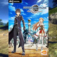 Sword Art Online Hollow Realization Deluxe Edition + Cheat GAME PC