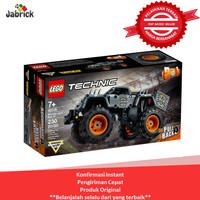 LEGO 42119 TECHNIC Monster Jam Max-D Truck Toy to Quad Bike Pull Back