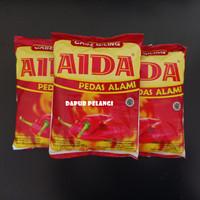 Cabe Giling Aida / Bubuk Cabai Aida 500gram PEDAS ALAMI