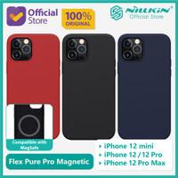 Case iPhone 12/Pro/mini/Pro Max Nillkin Flex Pure Pro Magnetic Magsafe