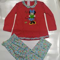 Baju tidur anak perempuan pp Hawe..9-10-11-12-tahun
