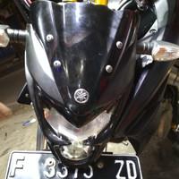Cover headlamp YAMAHA All New Vixion R