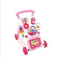 Sugar Baby Mini Car Walker - Pink