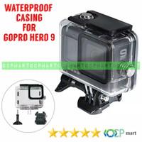 Case Waterproof Gopro Hero 9 Housing Underwater Go Pro hero9 casing