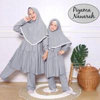 ah setelan baju stelan celana busana muslim fashion anak perempuan