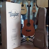 Gitar Akustik Elektrik TAYLOR BT2-E BABY MAHOGANY, With Gigbag