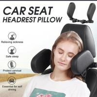 Headrest Neck Bantal Penyangga Kepala Leher Jok Mobil Travel Pillow - PREMIUM