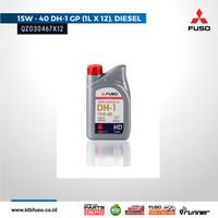 Oli Mesin / Diesel Engine Oil MFGO DH-1 15W-40 (QZ030467x12)