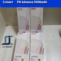 Powerbank Advance 5500mah D-31 / 5500 mah