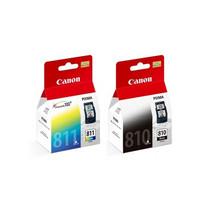 Cartridge Canon PG 810 Black dn CL 811 Color Original ( Sepaket) MURAH