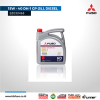 Oli Mesin / Diesel Engine Oil MFGO DH-1 15W-40 (QZ030468)