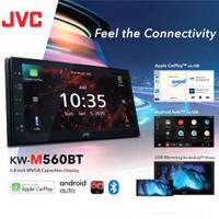 HEAD UNIT JVC KW M560BT 6,8inch CARPLAY/ANDROID AUTO / MIRRORING