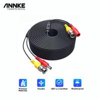 ANNKE Kabel Power dan Video CCTV BNC 50M - E-XCL027