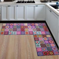 2in1 Kitchen Floor Mat / Keset Kaki Rumah Dapur Pintu Kamar Anti Selip