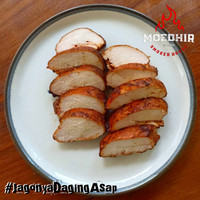 Smoked Chicken Breast Boneless Daging Ayam Dada Asap Frozen - Moedhir
