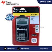 Calculator Original BA II Plus Financial Texas Instruments Kalkulator