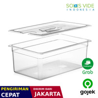 Sous Vide Container (Large 24 litres) - box and cover for Anova