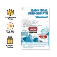 BUKU BANK SOAL UTBK-SBMPTN SAINTEK 2021 (BEBAS INTI CENDEKIA)