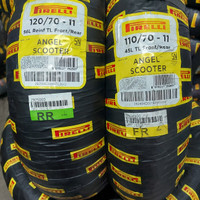 Paket Ban pirelli For vespa Primavera 110 dan 120 Ring 11