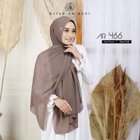 Hijab Pashmina Instan Tali Pashmina Semi Pet AR 466 By Arrafi
