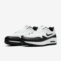 Sepatu Golf Nike Airmax 1G White Black Original