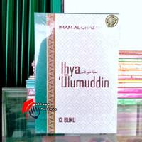 Ihya Ulumuddin Imam Al-Ghazali 12 Buku
