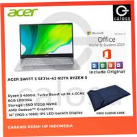 ACER Swift 3 SF314 42 R27X Ryzen 5 4500U 8GB 512GB SSD 14 INC FHD W10